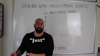 Download How to Handle Crisis-Prone People Video