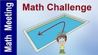 Download Math Challenge - Shrinking Pool Problem Video