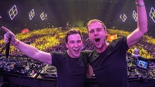 Download Hardwell & Armin van Buuren Live at AMF 2017 (II=I) Video