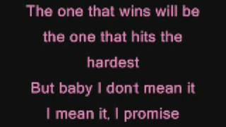 Download Pink - please don't leave me lyrics Video