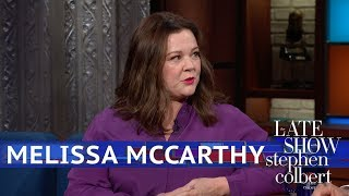 Download Melissa McCarthy Has Intense Game Nights With Octavia Spencer Video