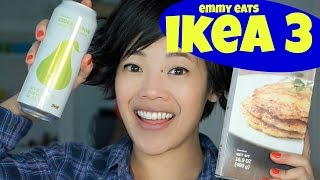Download IKEA Food Taste Test #3 - a Swedish Food Haul - Whatcha Eating? Video