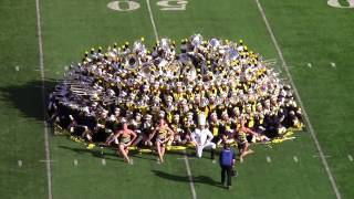 Download Michigan Marching Band - March to the Stadium and Pre-Game! 11-05-2016 Video