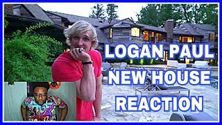 Download Logan Paul NEW House   REACTION Video