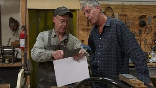 Download Raw Craft with Anthony Bourdain - Episode Four: Bob Kramer Video