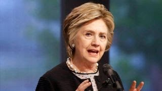 Download Hillary Clinton takes aim at media for coverage of her 2016 campaign Video