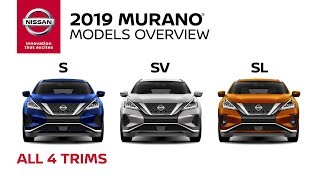 Download 2019 Nissan Murano Crossover Walkaround & Review Video