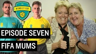 Download FIFA MUMS & F2 REPLACEMENTS! - WEMBLEY CUP 2016 #7 Video
