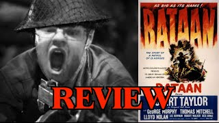 Download Bataan (1943) War Film Review Video