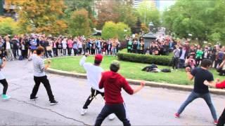 Download Gangnam style McGill Video