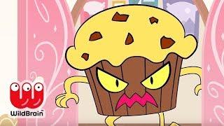 Download Giant Muffin Monster Ruins Princess Sleepover 👑 Season 1, Episode 1 | Kiddyzuzaa Land - WildBrain Video