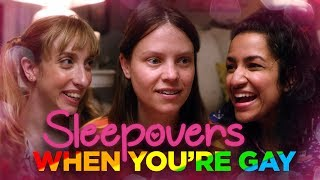 Download Sleepovers When You're Gay Video