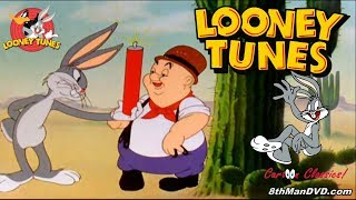 Download LOONEY TUNES (Looney Toons): BUGS BUNNY - The Wacky Wabbit (1942) (Remastered) (HD 1080p) Video