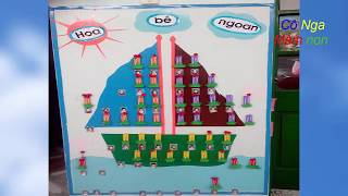 Download Trang trí Mầm non - Trang trí lớp Mẫu giáo decor classroom Video