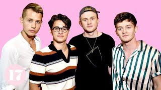 Download The Vamps | 17 Favorite Things VR Video
