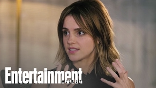 Download Emma Watson Explains Why Some Men Have Trouble With Feminism | Entertainment Weekly Video
