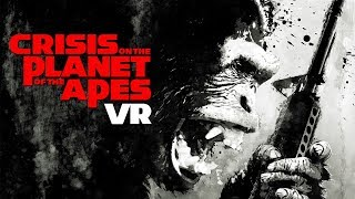 Download Crisis on the Planet of the Apes VR   Announce Teaser Trailer (Actual VR Game Footage)   FoxNext Video