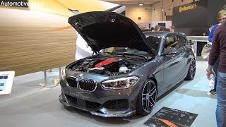 Download AC Schnitzer ACS1 5.0d - Essen Motorshow 2015 Video