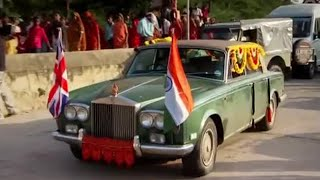 Download Doing a Ganesh on their cars   Top Gear Christmas Special 2011   BBC Video