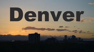 Download Denver City Tour: What to do in ONE DAY | Traveling Robert Video