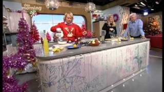 Download Keith Lemon shows his pants and can't use whisk! - This Morning 9th December 2010 Video