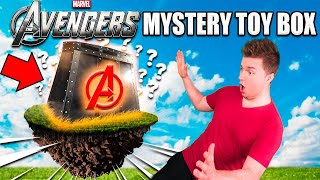 Download MYSTERY TOYS BOX AVENGERS INFINITY WAR EDITION!! 📦⁉️ Rarest Avengers Toys, Ironman, Thanos & More! Video