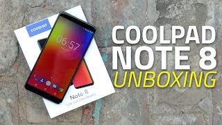 Download Coolpad Note 8 Unboxing and First Look | Prices, Specifications, Camera, and More Video