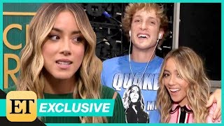 Download Why Chloe Bennet Is Standing By Boyfriend Logan Paul After Controversies (Exclusive) Video