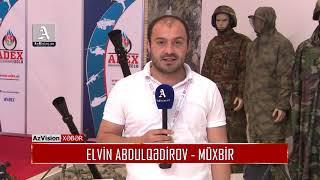 "Download BAKIDA ""ADEX-2018"" SƏRGİSİ KEÇİRİLİR Video"