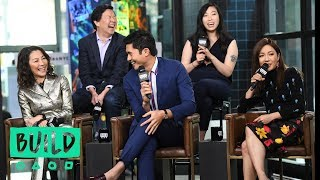 Download Constance Wu, Awkwafina, Ken Jeong, Michelle Yeoh & Henry Golding Discuss ″Crazy Rich Asians″ Video