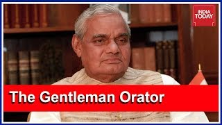 Download The Gentleman Orator | Vajpayee, Leader Whose Oratory India Fell In Love With Video