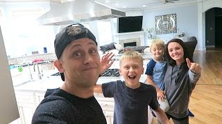 Download OUR NEW HOUSE SURPRISE!! Video