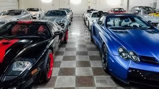 Download One of Qatar's Craziest Car Collections Video