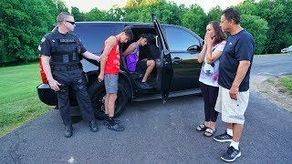 Download POLICE PRANK ON PARENTS! (mom cries) Video