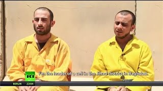 Download Inside the mind of ISIS: RT speaks with captured militants Video