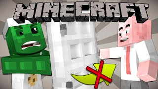 Download Why You Can't Open Iron Doors by Hand - Minecraft Video