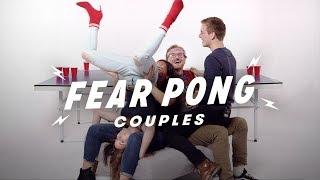 Download Couples Play Fear Pong (Analisa & Aaron vs. Ian & Makaela) | Fear Pong | Cut Video