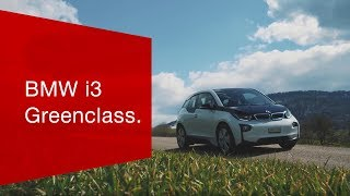 Download SBB Green Class - BMW i3 Testfahrt. Video