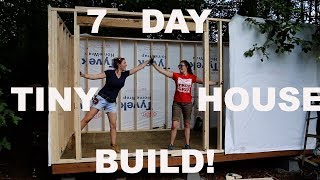 Download Building a Tiny House with April Wilkerson in 7 Days Video