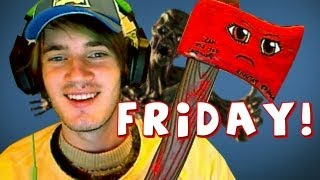 Download KILLING ZOMBIES! Mail Time! - (Fridays With PewDiePie - Part 49) Video