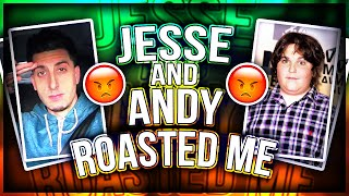 Download Jesse from PrankVsPranK AND Andy Milonakis Roast Me! (DISS TRACK) Video