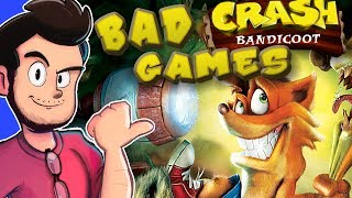 Download Bad Crash Bandicoot Games - AntDude Video