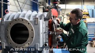 Download Abaris Blower Repair corporate film Video