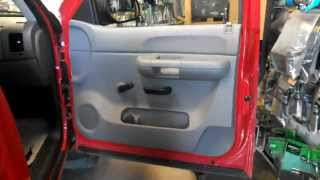 Download Install Aftermarket Speakers in 07-13 GM Truck - No Adapters Needed! - Silverado and Sierra Video