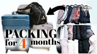 Download PACK WITH ME | Travel for 4 months | Ashlan Moore Video