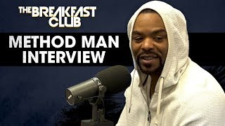 Download Method Man Tells Crack Stories, Talks Playing A Pimp, Wu-Tang & More Video