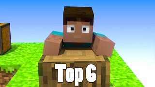 Download Top 6 Minecraft Skyblock Animations Video