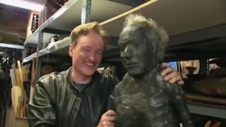 Download Conan O'Brien visits the Universal Studios Prop Warehouse (2009) Video