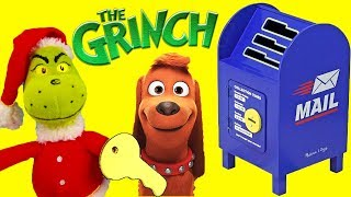Download The Grinch Movie Mailbox with Incredibles and Paw Patrol Santa Letter to Ralph Video