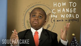Download How To Change The World (a work in progress) | Kid President Video